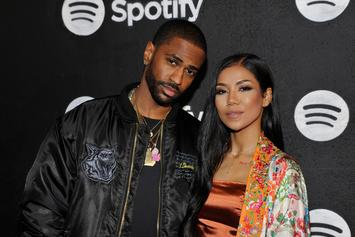 Big Sean Reacts To Jhene Aiko's Ash Ketchum Halloween Costume
