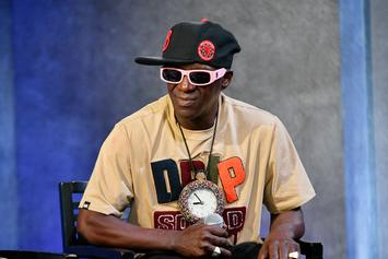 Flavor Flav Becomes A Father Again At 60: Report