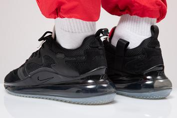 OBJ's Nike Air Max 720 Appears In Black: Release Date, Detailed Images