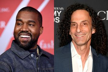"Kenny G Recorded Kanye West's ""Use This Gospel"" Sax Solo After Valentine's Gig"