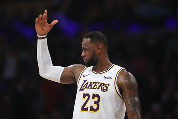 LeBron James Sends Taco Truck To Feed First Responders In California