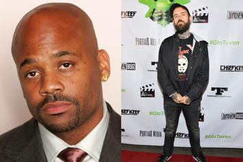 Dame Dash & Adam22 Get Into Heated Debate Over Kanye West's Antics