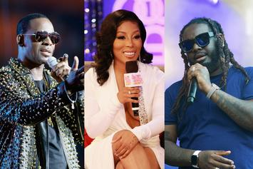 "K. Michelle Says R. Kelly Would Only Approve Of T-Pain As The ""Other King Of R&B"""