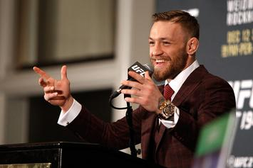 Conor McGregor Pleads Guilty In Pub Assault Case: Report