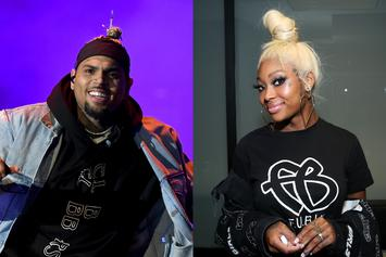 Chris Brown Hints At Upcoming Collab With Summer Walker