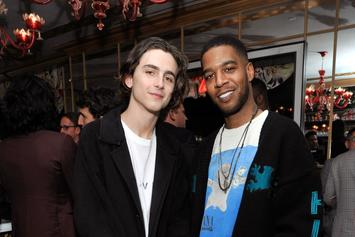 Kid Cudi Brings Out Pusha T & Timothée Chalamet At ComplexCon