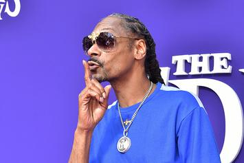 Snoop Dogg Joins Lakers' Broadcast, Delivers Insightful Play-By-Play: Watch