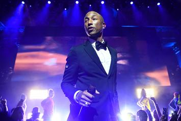 "Pharrell Says ""Blurred Lines"" Plagiarism Accusations Hurt His Feelings & ""Set Me Back"""