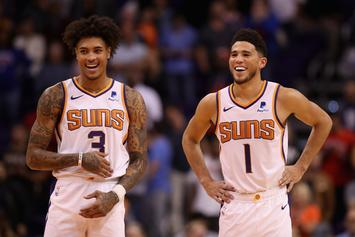 Suns Shock The 76ers And Immediately Troll Them On Twitter Afterward