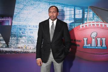 Stephen A. Smith Blows Up At Max Kellerman Over AB Eagles Take: Watch