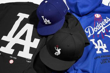 Union x New Era Team Up For Limited Edition L.A. Dodgers Collection
