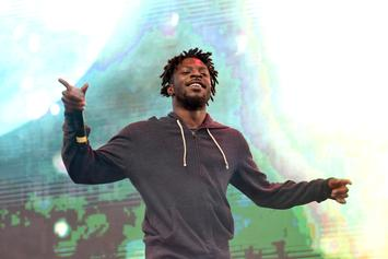 Isaiah Rashad Performs New Songs At Day N Vegas Festival: Watch