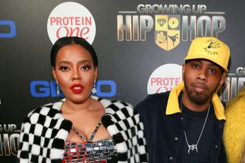 JoJo Simmons Talks Being An Uncle & Father Figure To Sister Angela Simmons's Son
