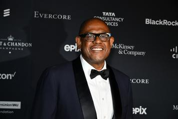 Forest Whitaker Recalls First Time He Heard Migos' Song Named After Him