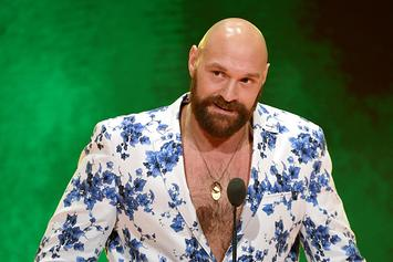 WWE Announces Tyson Fury's Next SmackDown Appearance