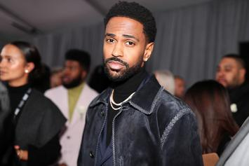 "Big Sean Poses With Kanye West In IG Pic, Shares Clip Of Track ""Lucky Me"""