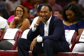 "Stephen A. Smith Roasts NBA Players In New Segment ""Oh No You Didn't!"""