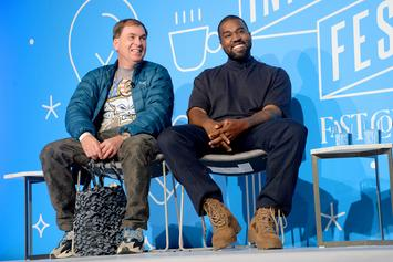 Kanye West Didn't Like Laughs When He Said He'd Run For President In 2024