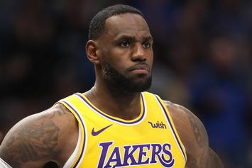 New Study Shows Lakers Have Overtaken Warriors As Most Hated NBA Team