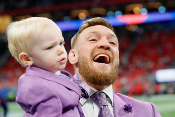 "Conor McGregor Paternity Test Results Revealed After ""Love Child"" Accusations"