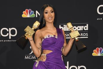 Cardi B Sends Subliminal Shots At Nicki Minaj & Pulls Up On Trolls In NYC