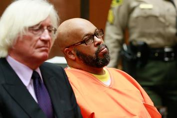 Suge Knight Becomes A Grandfather Behind Bars As Son Welcomes Baby Girl
