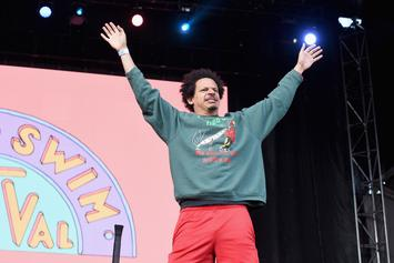 "Eric Andre To Host Upcoming Series ""Rapper Warrior Ninja"""