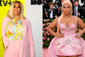 """Wendy Williams Slammed After Referring To Nicki Minaj As """"Washed Up Rapper"""""""