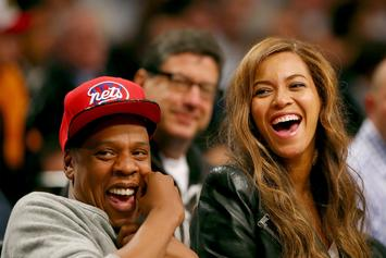 "Jay-Z & Beyonce's ""Part II: On The Run"" Original Demo Surfaces"