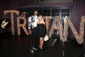 Tristan Thompson Reportedly Wants Khloe Kardashian Back But She's Not Into It