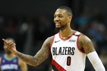 """Damian Lillard's Adidas Dame 6 Coming Soon In """"Hecklers"""" Colorway: Release Info"""