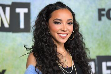 "Tinashe Leaves Little To The Imagination In Latest ""Songs About You"" Album Teaser"