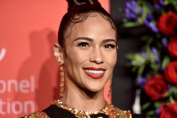 "Paula Patton Recounts Singing On Usher's ""Confessions"" Album Thanks To Robin Thicke"