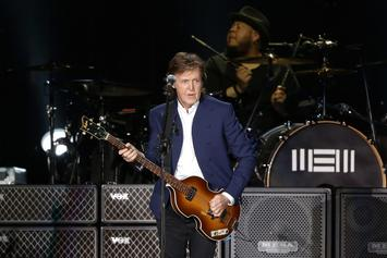 "Paul McCartney Secretly Watched ""Yesterday"" At A Theater In The Hamptons"