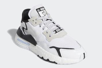 """Star Wars x Adidas Nite Jogger """"Stormtrooper"""" Release Date Announced"""