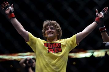 UFC's Ben Askren Announces Retirement From MMA