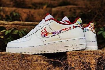 "Nike Air Force 1 Low ""Chinese New Year"" Revealed: First Look"