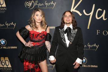 Paris Jackson Skipped Prom For Metallica Concert, Prince Michael Shows Off MJ Tattoos