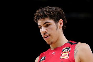 LaMelo Ball's Manager Likens Him To A Prostitute Ahead Of NBA Draft