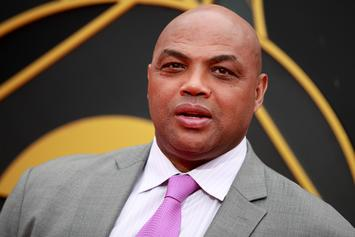 Charles Barkley Issues Statement Regarding Recent Allegations