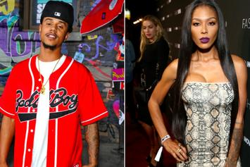 "Lil Fizz's Ex Moniece Slaughter Threatens To Sue Over 2015 Music Video ""Good Lotion"""