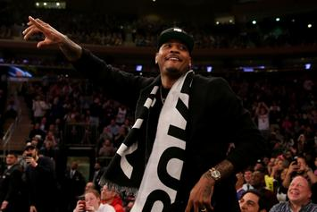 Carmelo Anthony Claims He Almost Quit On Coming Back To The NBA