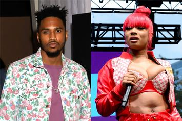 Is Megan Thee Stallion Eyeing Trey Songz Over MoneyBagg Yo?