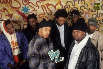 """Wu-Tang Clan's """"The W"""" Is A Dark, Gritty & Raw Shaolin Classic"""