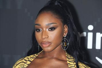 Normani Rocks Red Lingerie; Crowned First-Ever Savage X Fenty Brand Ambassador