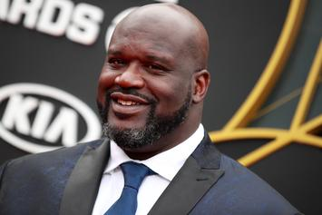 Shaq Gives His Bold Prediction On Who Will Win NBA MVP: Watch