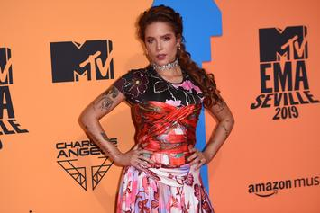 """Halsey Blasts Paparazzi For """"Violently"""" Stalking Her: """"Some F*ck Sh*t"""""""