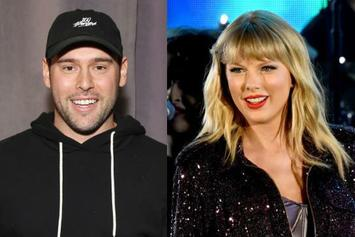 Scooter Braun Pleads With Taylor Swift Following Alleged Death Threats