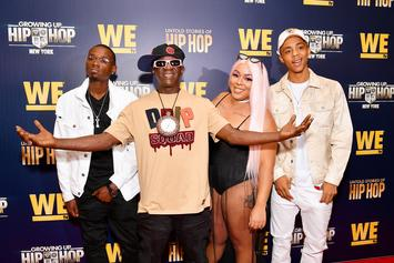 Flavor Flav Reveals To His Children That He Has Pancreatitis