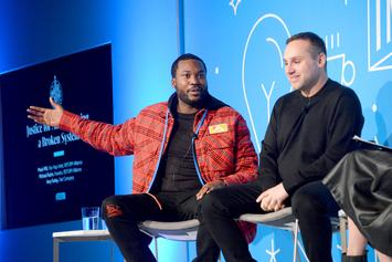 Meek Mill Helped Get Man Who Was Arrested For Unpaid Court Fees Out Of Jail